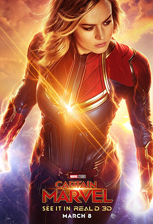captain marvel critique féministe